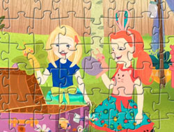 Wellie Wishers Puzzle