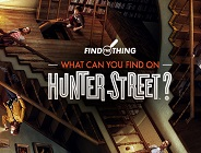 What Can You Find on Hunter Street?