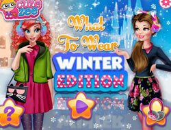 What to Wear: Winter Edition