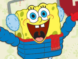 What's Your Spongebob Holiday Gift?