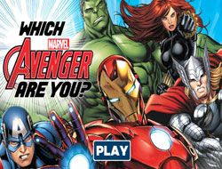 Which Avenger Are You