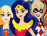 Which DC Superhero Girl Are You?