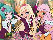 Which Regal Academy Character Are You?