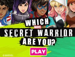 Which Secret Warrior Are You