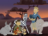 Wild Kratts Differences