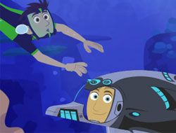 Wild Kratts Dive Down