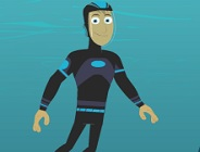 Wild Kratts Ride On Remora