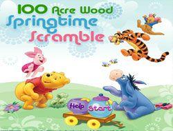 Winnie Springtime Scramble