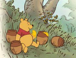 Winnie the Pooh Honey Harvest