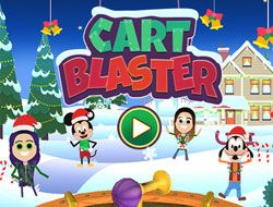 Winter Cart Blaster