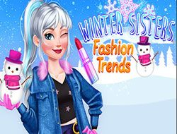 Winter Sisters Fashion Trends