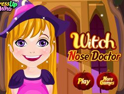 Witch Nose Doctor