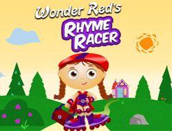 Wonder Reds Rhyme Racer