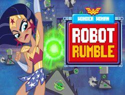 Wonder Woman Robot Rumble