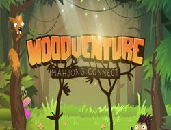 Woodventure: Mahjong Collect