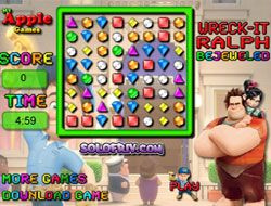 Wreck It Ralph Bejeweled