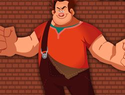 Wreck It Ralph Dress Up