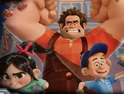 Wreck It Ralph Hidden Objects