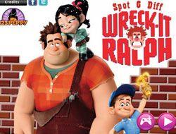 Wreck It Ralph Spot 6 Diff