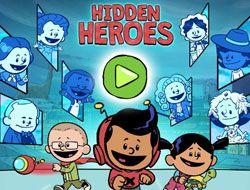 Xavier Riddle Hidden Heroes