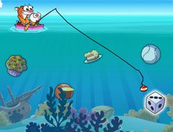 Yaya and Zouk Fishing