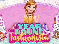 Year Round Fashionista Anna