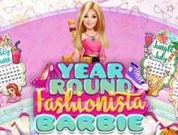 Year Round Fashionista Barbie