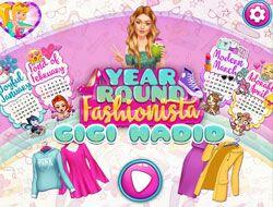 Year Round Fashionista Gigi Hadid