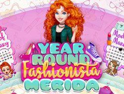Year Round Fashionista Merida