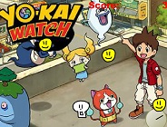 Yo-Kai Watch Avoider Game