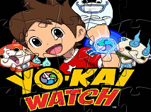Yo-Kai Watch Jigsaw