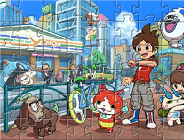 Yo-kai Watch Jigsaw Puzzle