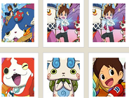 Yo-Kai Watch Memory Game