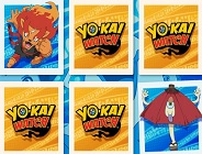 Yo-Kai Watch Memory Matching