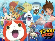 Yo-Kai Watch Sliding Puzzle 3