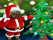 Yoda Jedi Christmas