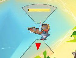 Zak Storm Artillery Duel