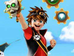 Zak Storm Sword Training