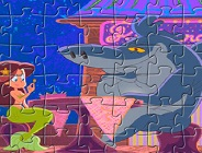 Zig and Sharko Puzzle