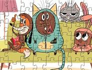 Zip Zip Puzzle
