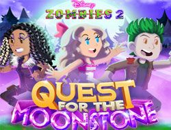 Zombies 2 Quest for the Moonstone