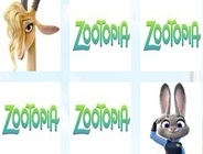 Zootopia Memory