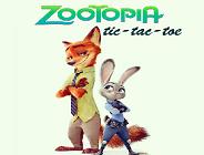 Zootopia Tic Tac Toe