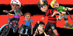 Dennis and Gnasher Unleashed Games