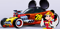 Mickey and the Roadster Racers Games