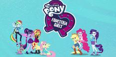 My Little Pony Equestria Girls Games
